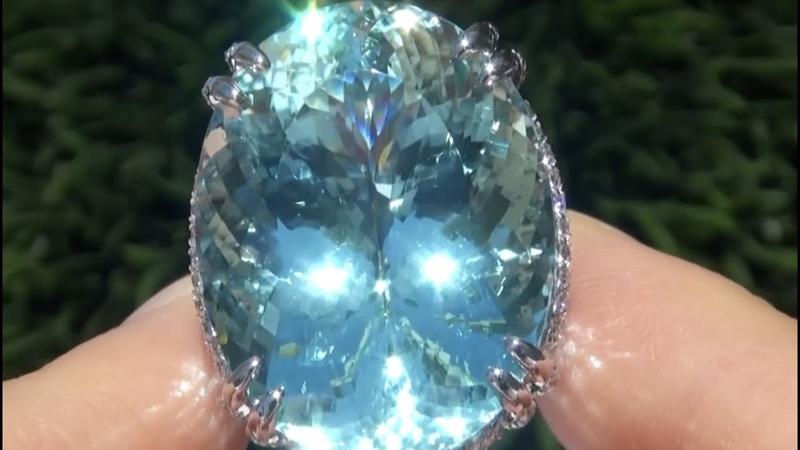 Бразильская ПЕЩЕРА АЛИ БАБЫ кристаллы в десятки килограмм