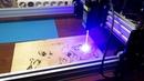 Лазерный гравировальный станок. Часть 2. Сборка электроники, настройка, опробование.
