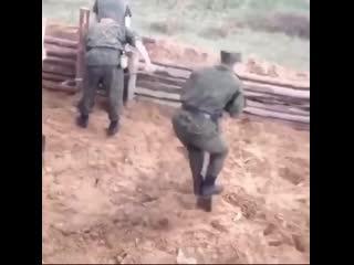 Типичные будни в армии