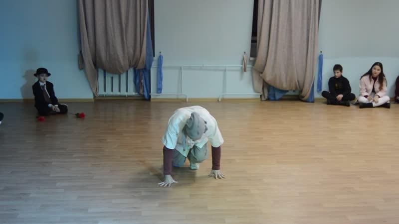 Happiness of dance_bi boy Циря