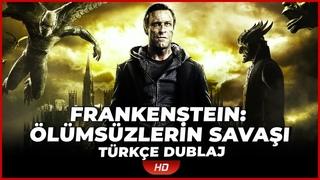 Frankenstein: Ölümsüzlerin Savaşı   Türkçe Dublaj Yabancı Gerilim Filmi   Full Film İzle
