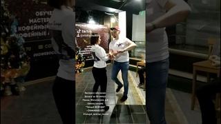 Парные танцы #танцуй_всегда_пенза вечеринки #пенза Пенза #penza Экспресс обучение. Бачата за час