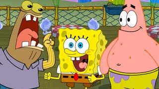 ГОТОВКА Челлендж с Губка Боб Квадратные Штаны #1 Спанч Боб Кулинарный поединок на крутилкины