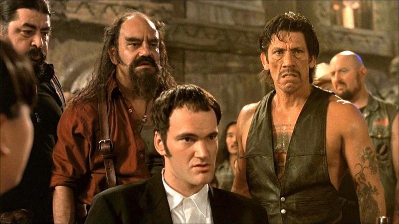 От Заката До Рассвета фильм 1996