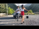 Девушка И Парень Танцуют Супер Классно Под Супер Хит Лезгинка Салам Алейкум На Кавказе 2020 ALISHKA