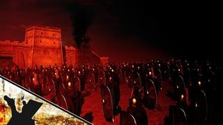 EPIC MASSIVE BRUTAL SIEGE BATTLE - The Siege of Alexandria - 33k Romans VS 25K Carthaginian