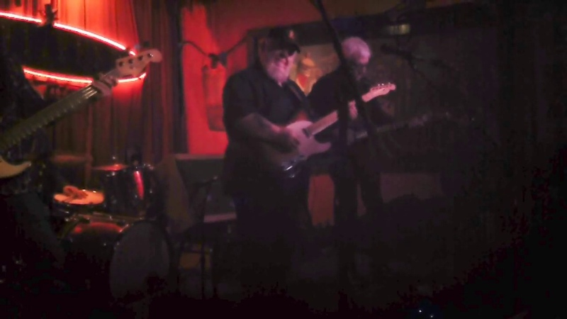 Redd Volkaert and Bill Kirchen at the Continental Club 2102018