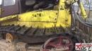 Сломался бульдозер ТМ10 ГСТ ДСТ УРАЛ . Замена помпы на ДВС ЯМЗ 238 . Ремонт спецтехники