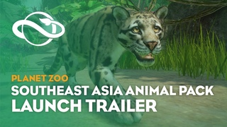 Planet Zoo: Southeast Asia Animal Pack   Launch Trailer