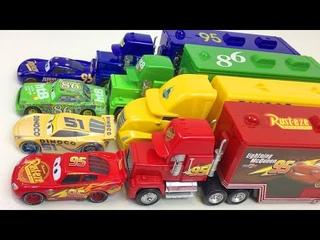 Красные Жёлтые Зелёные Синие Машинки Игрушки Тачки Хот Вилс Тоботы Щенячий Патруль Трансформеры
