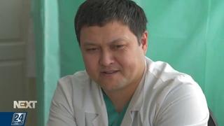 Рентген-хирург кардиоцентра, изобретатель, музыкант, спортсмен  Дмитрий Тё.  24kz, @NEXT, 2020