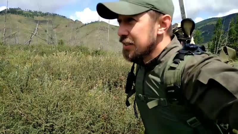 Долина гор р Тэле Подъем на 1460м