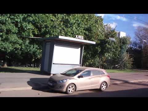 Едем в 14 й квартал Ленина Дачного здесь закончилась эпоха московских Ikarus 280.33М