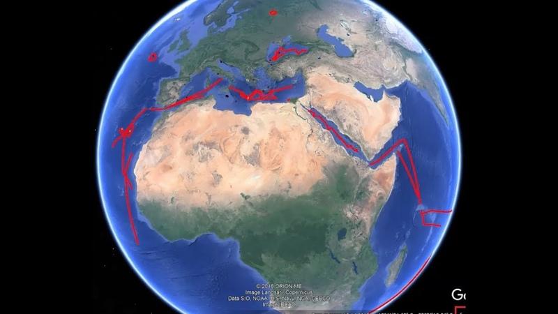 Кто и зачем потерял Атлантиду