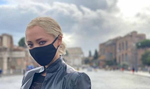 Пом Клементьефф на съёмках новой «Миссии невыполнима» в Риме