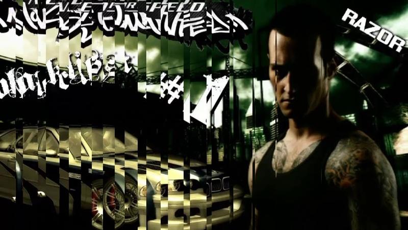 NFS Most Wanted 2005 Blacklist 1 Razor Music Video