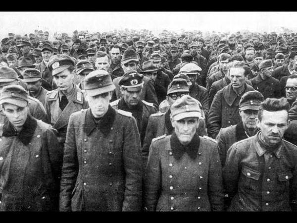 Фальшивая история человечества Как пленные немцы и японцы послевоенный СССР отстроили