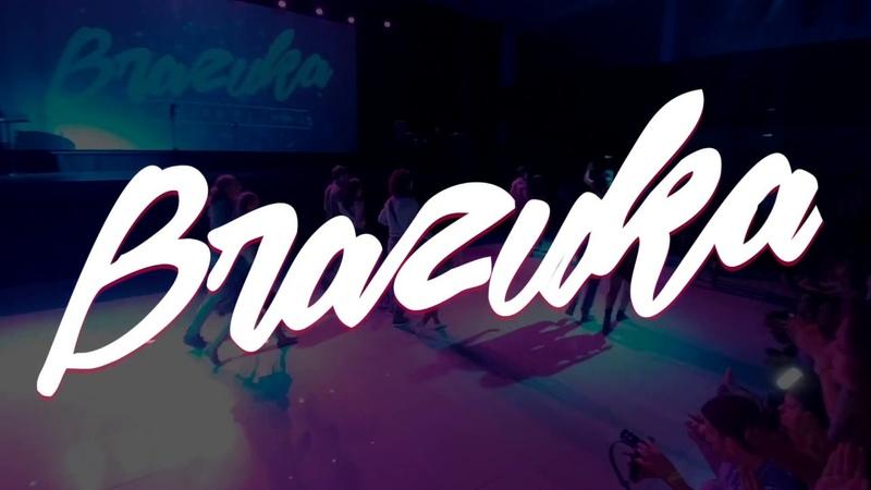 Brazuka Dance Crew Show Desert tribe @Brazuka Dance Festival 2018