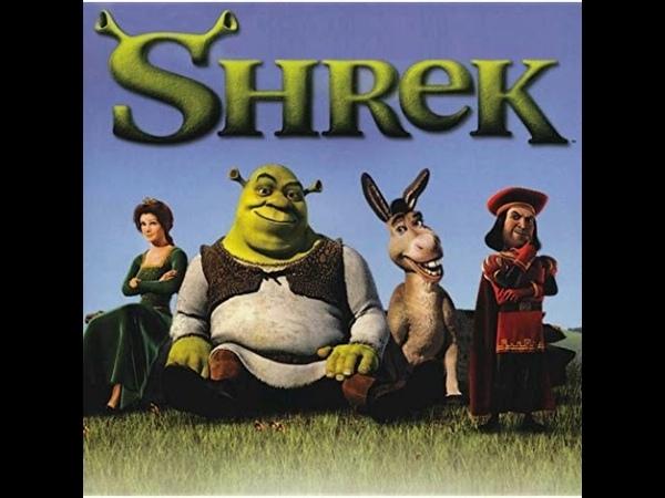 Shrek The Full Movie Soundtrack FANMADE ALBUM