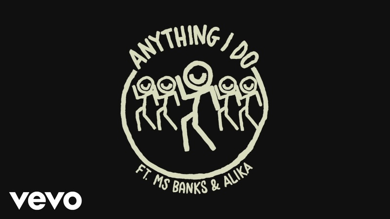 CLiQ Anything I Do Lyric Video ft Ms Banks Alika