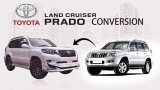 New Toyota Prado Upgrade Facelift/Conversion 2005 -2021    Auto 2000 Sports