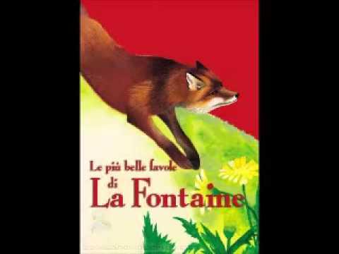 LE PUI BELLE FAVOLE DI LA FONTAINE LIBRO Italiano FULL AUDIOBOOK Italian