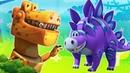 Турбозавры сборник 6 Мультики про динозавров 4 серии подряд Лучшие мультфильмы для детей
