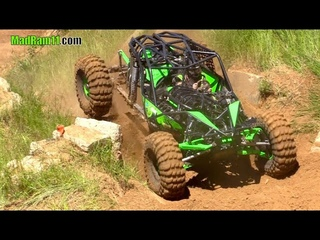 ROCK BOUNCERS NAVIGATE THE TRICKY COURSE AT BIKINI BOTTOMS OFFROAD PARK