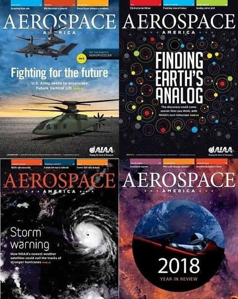 Aerospace America - July-August 2018