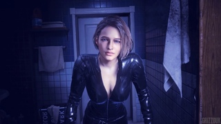 Resident Evil 3 Remake Jill Valentine in Blood Vengeance Outfit PC Mod
