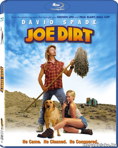 Приключения Джо Грязнули / Joe Dirt (2001/BDRip/HDRip)