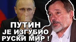 Rusija je u defanzivi na svim frontovima! | Slobodan Stojičević | Mrežni Rat