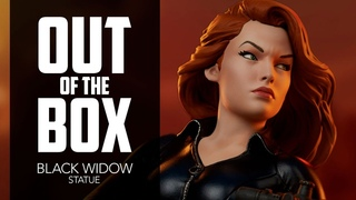 Black Widow: Avengers Assemble Statue by Sideshow Collectibles | Out of the Box