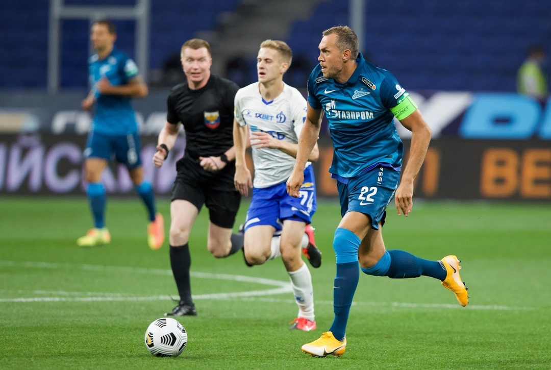 Динамо - Зенит, 1:0