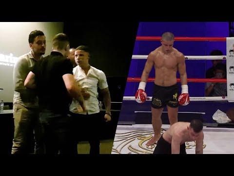Nabil Haryouli vs Kerem Lort With BONUS Staredown Footage