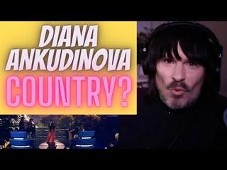 PRO SINGER'S first REACTION to DIANA ANKUDINOVA - HUMAN Суперсезон. Финал: Диана Анкудинова, г.