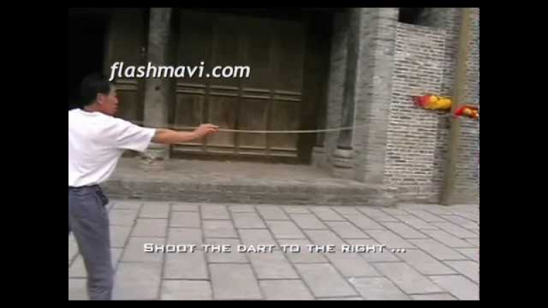 Wushu Ropedart - Elbow Back Shot