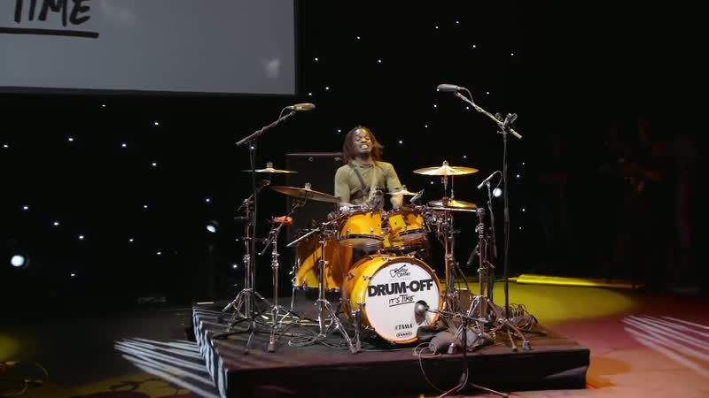 Fred Boswell Jr Guitar Centers 28th Annual Drum Off Finalist