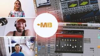 #Muz Кухня выпуск 65 [Boosin] Как создавался трек: MARUV - Drunk Groove