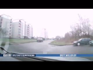 В Бресте задержали водителя с 3,58 промилле