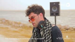 Playstream invites Adam Husa at Taghaghien Island - Siwa Oasis (Egypt) - on DanceTelevision 2020