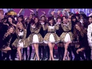 [720p] 131227 Secret - Yoo Hoo @ 2013 KBS Gayo Daejun