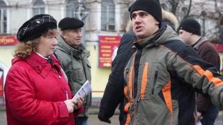 """Клип на песню """"Путину - слава"""""""