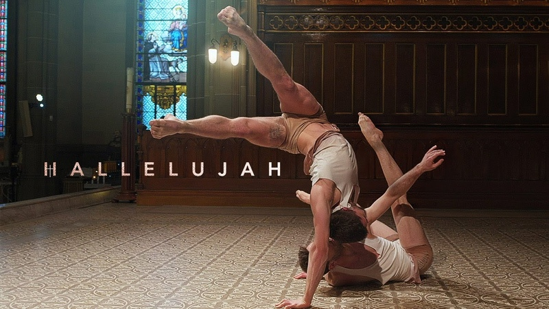 HALLELUJAH - A Circus/Queer Film [Gay Love, Hate Religion.]
