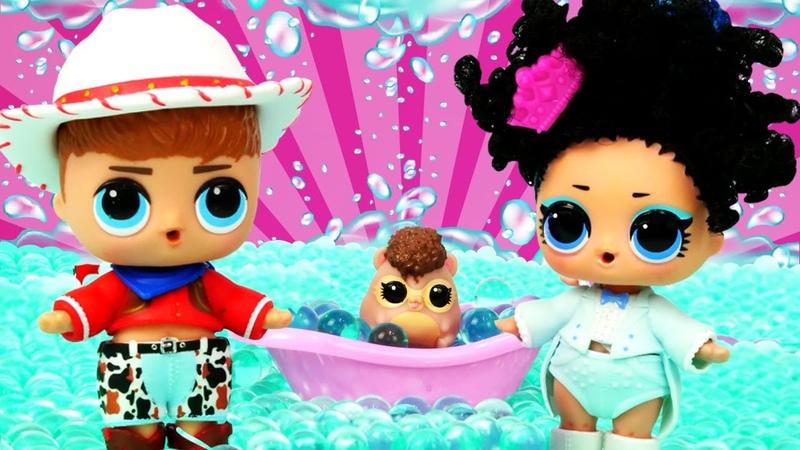 Video e giochi per bambini. Il piccolo mondo delle LOL. Nuovi episodi.