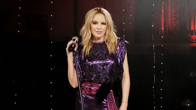 Kylie Minogue Acoustic Live at The Zoe Ball Breakfast Show BBC Radio 2 2020