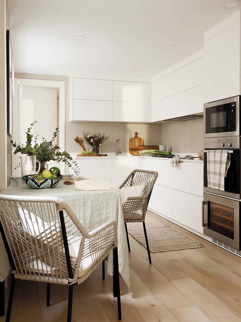 Светлая и элегантная квартира в Мадриде
