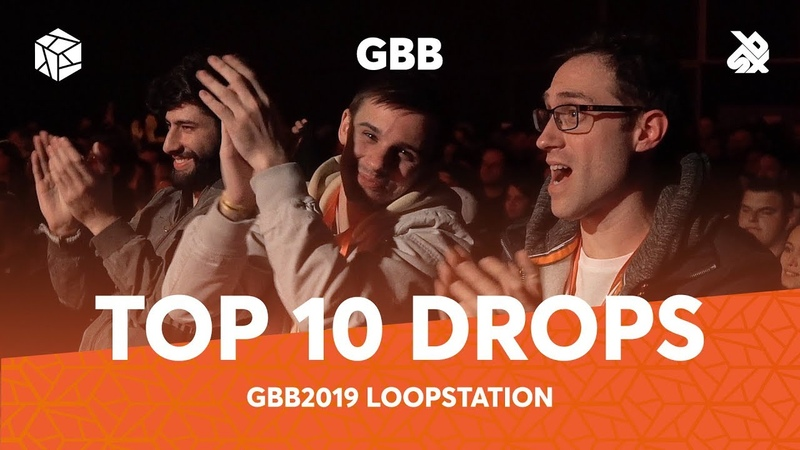 TOP 10 DROPS Grand Beatbox Battle Loopstation 2019