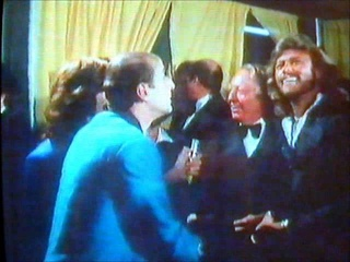 Norman Gunston interviews The Bee Gees