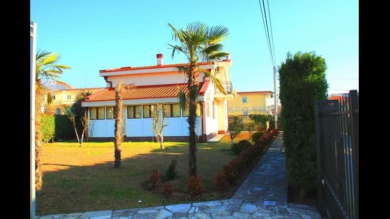 Семейный дом в большом портовом городе Бар Черногория